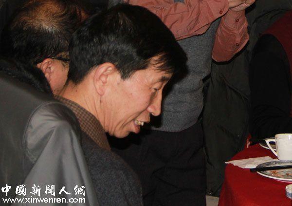 陕西省新闻出版局原副巡视员,陕西省传播学会常务副会长薛耀晗