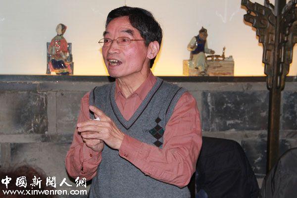 陕西省新闻出版局审读员、陕西省传播学会秘书长王正华