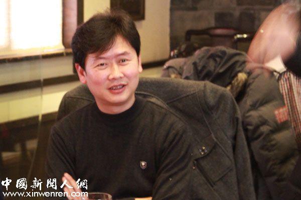 《健康导报》总编辑,陕西省传播学会副会长李超