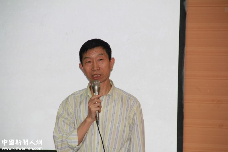 薛耀晗(陕西省传播学会常务副会长)