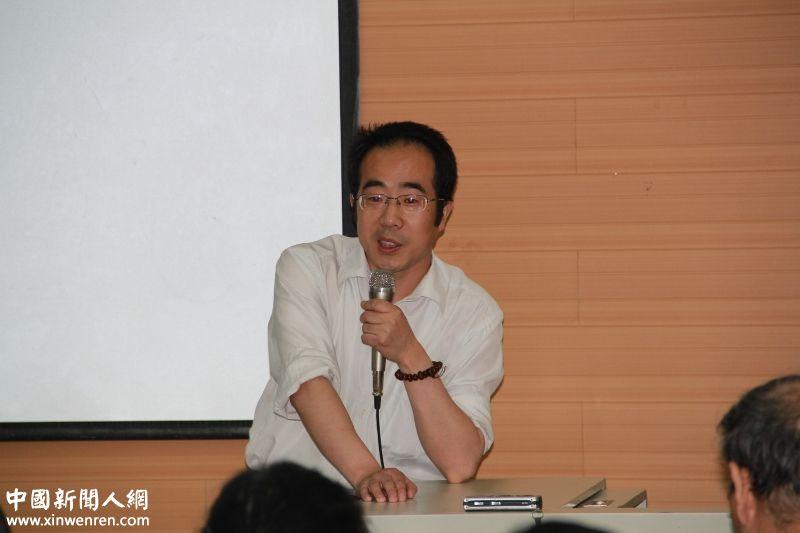 史飞翔(陕西省散文学会副秘书长,陕西终南学社副秘书长)