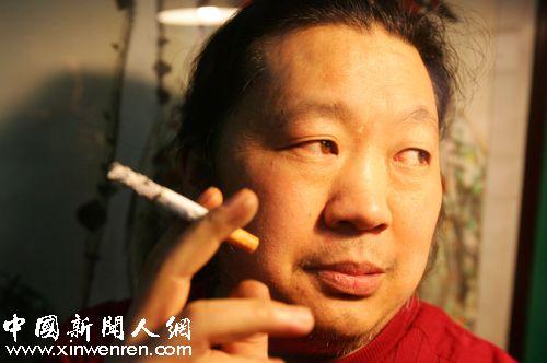 著名画家孙光候选 陕西最具文化影响力人物
