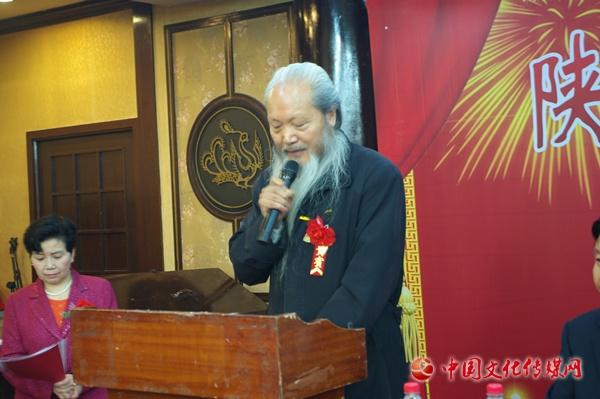 中国榜书家协会主席张百成