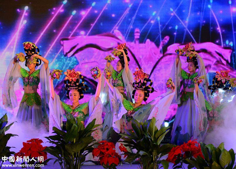 荷花仙子舞蹈