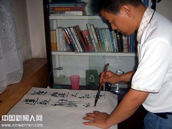 本网专访《劳动者报》编委兰增干