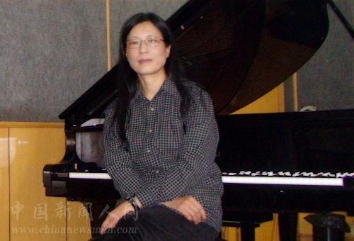 """张培豫:""""垄断第一""""的华人女指挥家"""