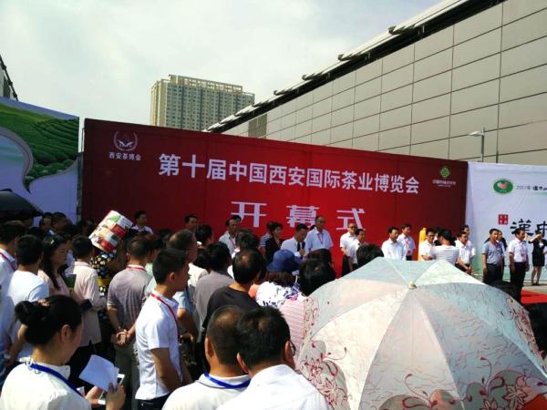 2016第十届中国西安国际茶业博览会