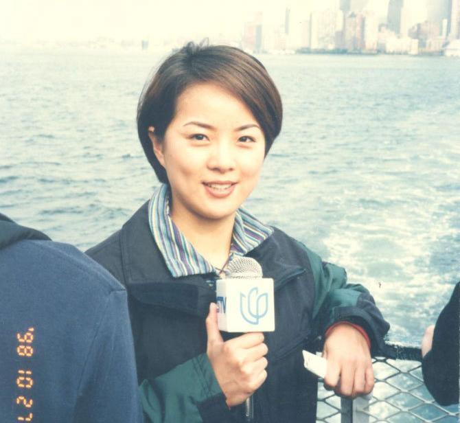 十九大代表印海蓉:感到光荣、深感责任重大外 这次有更多的期盼