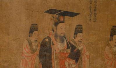 隋文帝统一中国 让你认识历史皇帝