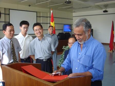 东帝汶外交部长