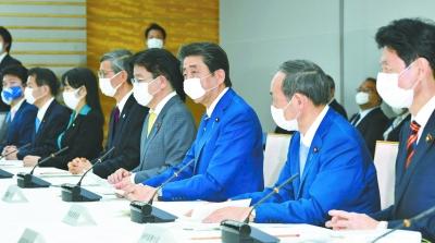 日本东京疫情趋于稳定
