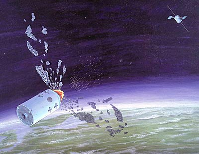 """英高官渲染俄中研制太空武器的计划是一个""""重大担忧"""""""