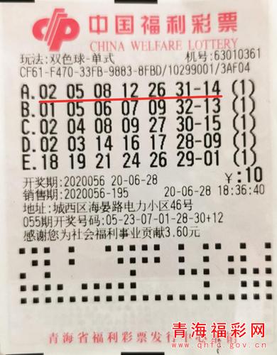 10元机选助力小夫妻收获628万元大惊喜