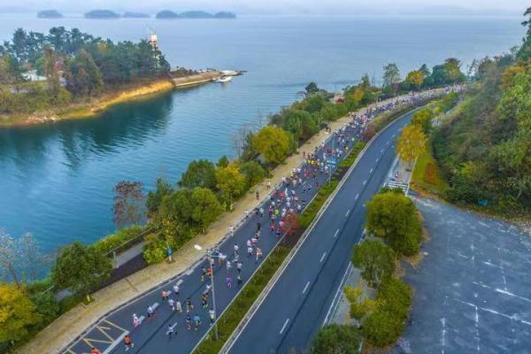 """杭州千岛湖有着""""天下第一蝶园""""的美名,旅游景区占地面积982"""