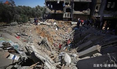 以色列总理内塔尼亚胡说明会再次军事演习